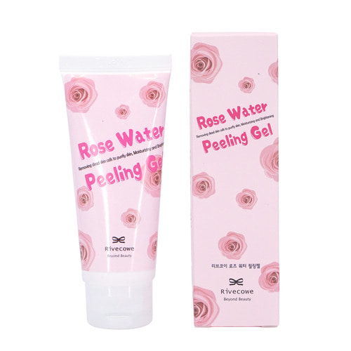 Rivecowe Rose Water Peeling Gel