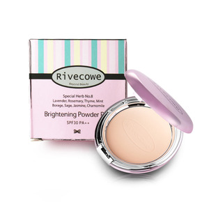 Rivecowe Brightening Powder Pact